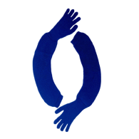 Historia Alpaca Long Gloves - Blue image