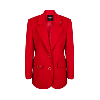 Back To Classic Tailored Jacket Red image