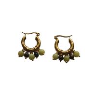 Meadow Gemstone Earrings image