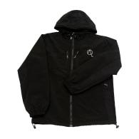 Quigley Windrunner Jacket In Black image