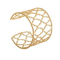 Golden Alhambra Cuff image