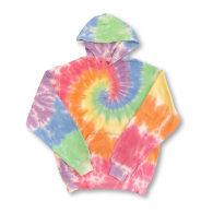 Pigalle Tie Dye Hoodie Rainbow image