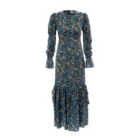 """Long """"Midsummer Garden"""" Dress image"""