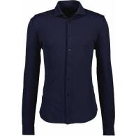 Men's Performance Dress Shirt - Navy Blue image