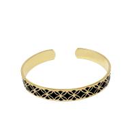 Signature Gold Onyx Resin Bracelet image
