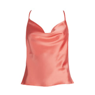 Valerie Top -  Coral Pink image