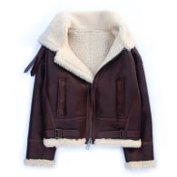 Aki Shearling Jacket image