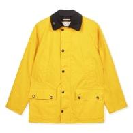 Trinity Wax Jacket - Yellow image