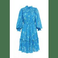 Steller Dress In Malibu Blue image