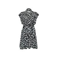 The Point Dress Short - Black image