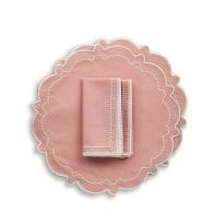 Abigail Pink Placemat & Napkin Set image