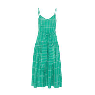 Morgan Dress - Green image