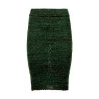 Greetje Alpaca Tube Skirt - Green image