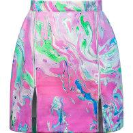 Zance Mini Skirt Candy Marble image