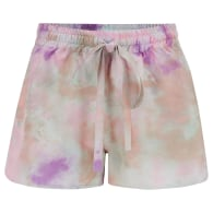Maudie Shorts In Hand Dyed Silk image