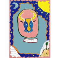 Taurus Horoscope Print image