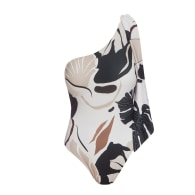 Dune Bow-Tie One-Shoulder One-Piece Swimsuit image