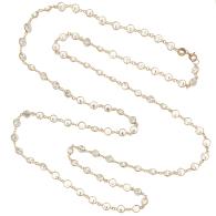 Swarovski By The Yard Long Necklace image