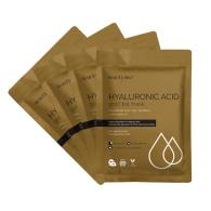 BeautyPro Hyaluronic Acid Gold Foil Mask - pack of 4 image