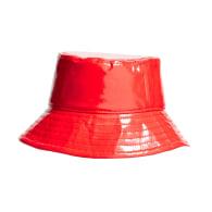 Red Vinyl Bucket Hat image