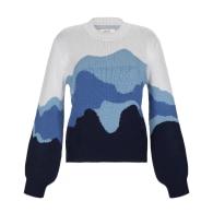 Nazarena Sweater Ocean image