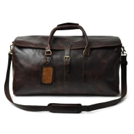 The Bonham Leather Duffel Bag image
