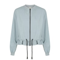 Marley Linen Jacket - Grey image