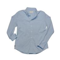 Women's Organic Cotton Oxford in Light Blue image