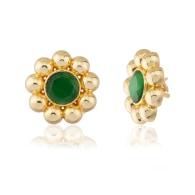Daisy Green Earring image
