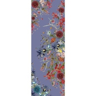 Iris - Lilac Wool Silk image