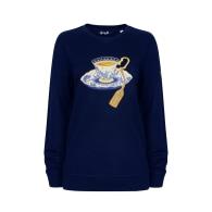 Mez's Embroidered Sweatshirt image