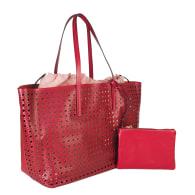 Tote Bag Red Hillside image