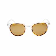 Eighteen Sunglasses Clear Tortoise-Brown image