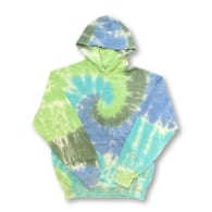 Pigalle Tie Dye Hoodie Earth Colours image