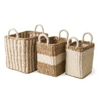 Ula Storage Basket (Neutrals) image