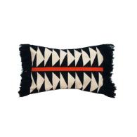 Cushion Boudoir - Black image