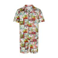 Pitanga Men's Short Pyjama Set image