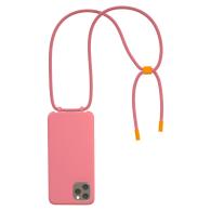 Bonibi Crossbody Phone Case For All Iphone Models - Coral, Tangerine image