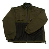 Hush Utility Jacket- Khaki image