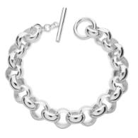 Pallene Silver Links Bracelet image