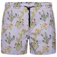 Cactus Printed Swim Shorts image