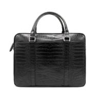 Laptop Bag Black Crocco image