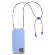 Bonibi Crossbody Phone Case For All Iphone Models - Cornflower, Desert Sunrise, Cobalt Blue image