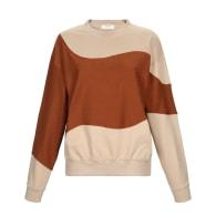 Moray Sweatshirt Camel image