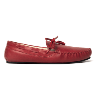 The Women's Cozy Moccasin - Pomegranate image