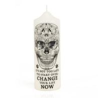 Change - Artistic Pillar Candle image