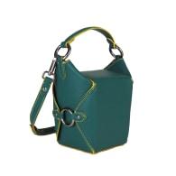 Bucket Bag Green Lunch Box 11 image