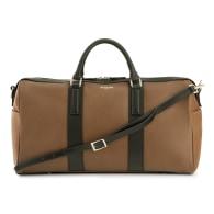 Travel Bag Brown with Black image
