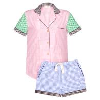 Gingham Pyjama Set image