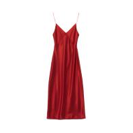 Kayden Midi Dress Red image